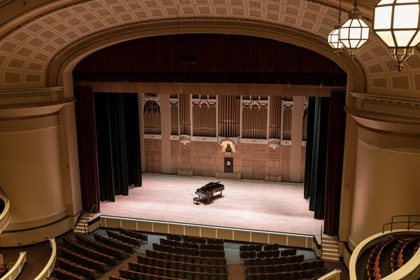 Seating Chart Merrill Auditorium Porttix